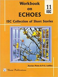 WORKBOOK ANSWERS FOR ECHOES CHAPTER 1 SALVATORE  SHORT STORY